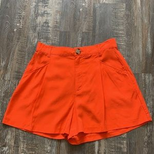 ZARA cute shorts high waisted